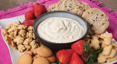 Delightful dips will add pizzazz to your gatherings!