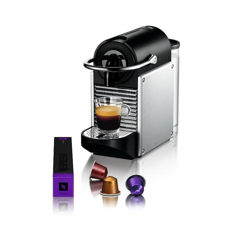 nespresso pixie espresso maker country lane kitchens. Black Bedroom Furniture Sets. Home Design Ideas