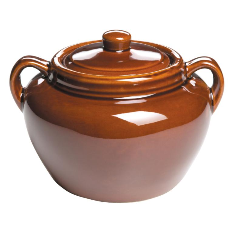 Earthenware Pot Earthenware Bean Pot