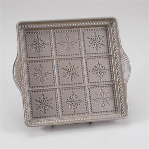 Nordic Ware Snowflake Shortbread Pan Country Lane Kitchens