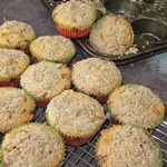 Country Lane Kitchens' Gluten-Free Pumpkin Spice Muffins