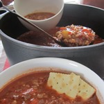 Country Lane Kitchens' Hamburger Soup