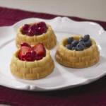 Nordic Ware's Butter Shortcake with Fruit