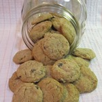 Soft Sugary Oatmeal Cookies