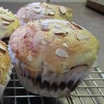 White Chocolate Berry Muffins