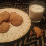 Grandma Smith's Butterscotch Cookies