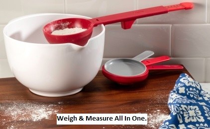 Get accurate measurements while baking for the holiday season.