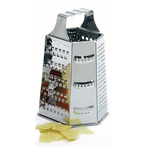 6 Sided Grater