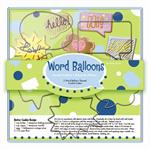 Cookie Cutter Sets -Word Balloons