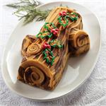 Nordic Ware Yule Log Bundt Cake Pan