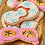 Wilton Summer cookie cutter set