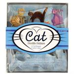 Cookie Cutter Sets - Cats