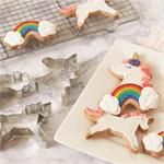 Cookie Cutter Sets - Unicorn