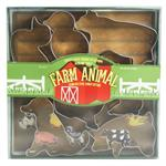 Cookie Cutter Sets - Farm animals