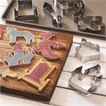 Cookie Cutter Set - Race For The Iron Chair Set