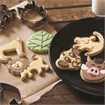 Cookie Cutter Set - King Of The Savannah